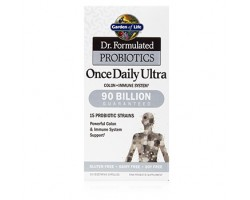 Dr. Formulated PROBIOTICS  Once Daily Ultra 90 Billion CFU